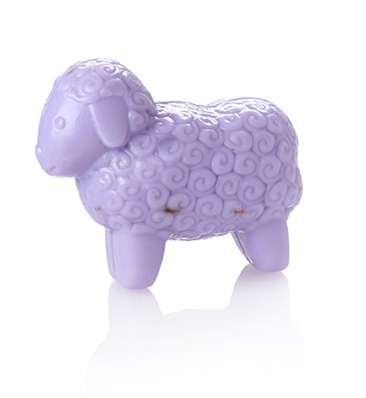 Schafmilchseife Schaf mollig, Lavendel