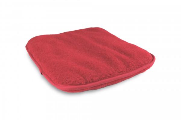 Stuhlkissen, Farbe: Rot