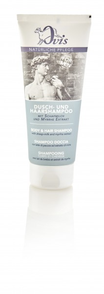 Dusch- u. Haarshampoo For Men