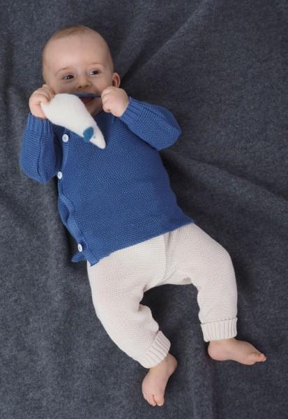 Baby-Pullover aus Merinowolle