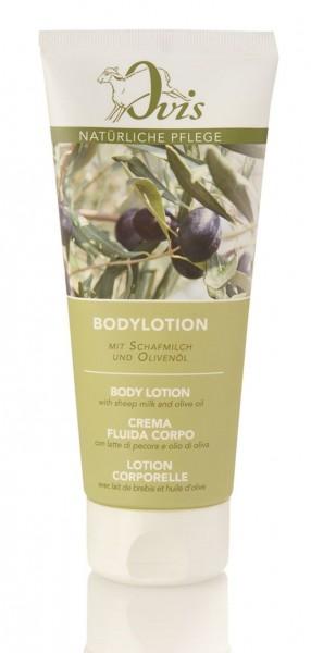 Bodylotion Olivenduft