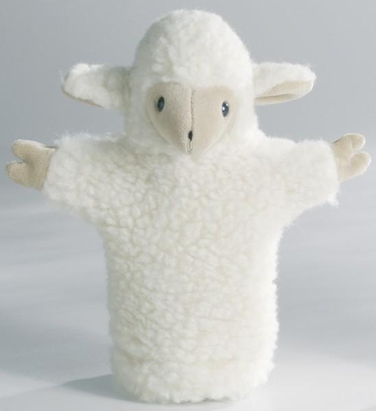 Handpuppe Lamm
