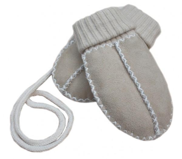 Baby Lammfellschäustel, Farbe: Sand