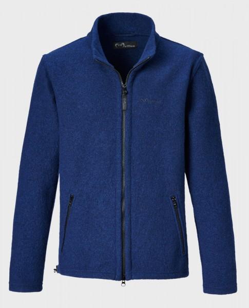 Herrenjacke Mu-Jim, Farbe: Nachtblau