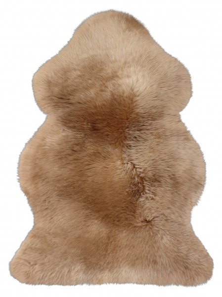 Lammfell, 100 x 68 cm, Farbe: Camel