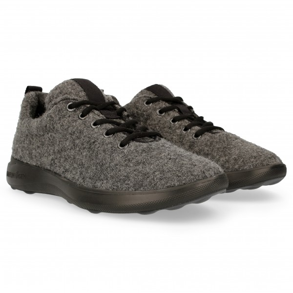 Woll-Sneaker, Farbe: Anthrazit