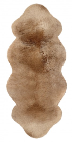 Lammfell aus 1,5 Fellen, Farbe: 140 x 70 cm